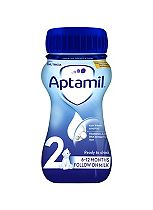 Aptamil with Pronutra+ Follow On Milk 2 from 6 Months 200ml