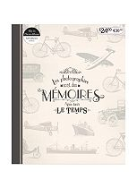 Anker Travel Memories Self Adhesive Photo Album 7x5 - 25 Sheets