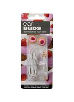 DCI Earbuds - Cupcake