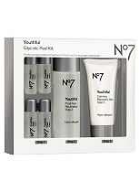 No7 Youthful Glycolic Peel Kit
