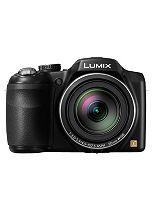 Panasonic LZ30 (16 MP, 35x Optical Zoom, 3 inch LCD) Bridge Digital Camera - Black