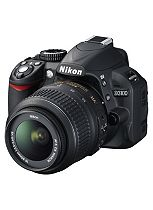 Nikon D3100 Kit (18-55 VR lens) (14MP, 3 inch LCD)  Digital SLR Camera
