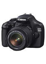 Canon EOS 1100D (EF-S 18-55mm f/3.5 - 5.6 II Lens) (12MP, 2.7 inch LCD) Digital SLR Camera