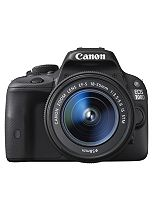 Canon EOS 100D (EF-S 18-55mm IS STM Lens) (18MP, 3inch LCD) Digital SLR Camera