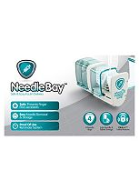 NeedleBay 4 a storage  system for insulin pen needles
