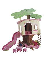 ELC Rosebud Village Treehouse and Playground