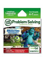 LeapFrog Explorer Learning Game: Disney Pixars Monsters University