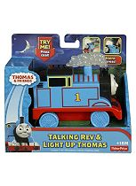 Thomas Rev 'n' Light Up