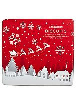 Belgian Chocolate Biscuit Selection 800g