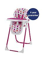 Cosatto Noodle Supa High Chair - Dilly Dolly