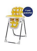 Cosatto Noodle Supa High Chair - Hen House