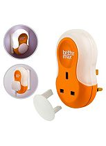 Brother Max Dual Purpose Plug-in Nightlight