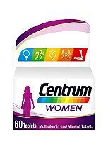 Centrum Women 60 Tablets