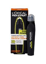 L'Oreal Men Expert Pure Power Targeting Roll-On 10ml