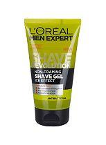 L'Oreal Men Anti-Bacterial Shave Gel 150ml