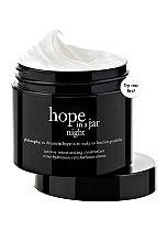 philosophy hope in a jar night moisturiser 60ml