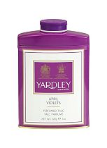 Yardley London April Violets Tin Talc 20