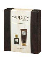 Yardley Citrus & Wood Gift Set
