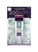 Nailene 200 Full Cover Nails - Oval