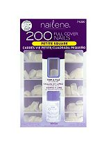 Nailene 200 Full Cover Nails - Petite