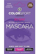 COLOURSPORT 30 Day Mascara Dark Brown Eyelash & Brow Dye Kit