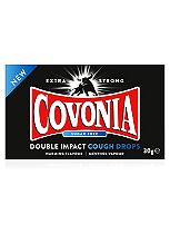 Covonia Double Impact Sugar Free Lozenges - 30g
