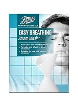 Boots Easy Breathing Steam Inhaler