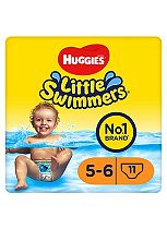 Huggies® Little Swimmers Size 5-6 (12kg-18kg) - 11 Pants