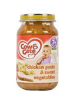 Cow & Gate 7m+ Chicken Pasta & Sweet Vegetables 200g
