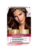 L'Oreal Excellence Creme Triple Care Colour 5.32 Sun-Kissed Auburn
