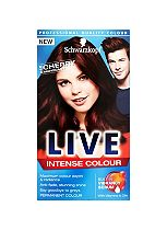 Schwarzkopf LIVE Intense Colour 048 Cherry Mahogany Hair Dye