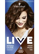 Schwarzkopf LIVE Intense Colour 088 Urban Brown Hair Dye