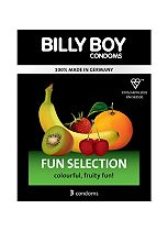 BILLY BOY Fun Selection Condoms 3 pack