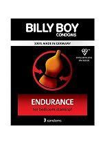 BILLY BOY Endurance Condoms 3 pack
