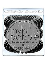 Invisibobble traceless hair ring black