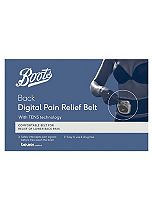 Boots Pharmaceuticals TENS Back Pain Belt