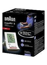 Braun ExactFit 3 - BP6100 Upper Arm Blood Pressure Monitor