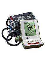 Braun ExactFit 3 - BP6000 Upper arm blood pressure monitor