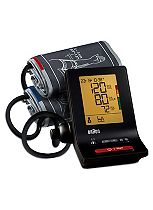 Braun ExactFit 5 - BP6200 Upper arm blood pressure monitor