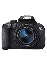 Canon EOS 700D Digital SLR Camera with EF-S 18-55mm f/3.5-5.6 IS STM Lens (18MP, 3 inch LCD)