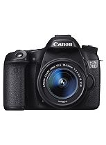 Canon EOS 70D Digital SLR Camera with 18-55mm IS STM Lens (20.9MP, 3 inch Vari-angle Touch Screen, Wi-Fi enabled)