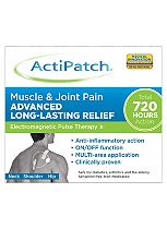 ActiPatch 720 hour Muscle and Joint Pain Relief