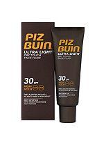 PIZ BUIN® Ultra Light Dry Touch Face Fluid SPF30 50ml