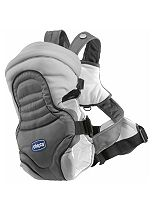 Chicco Soft & Dream Baby Carrier - Graphite