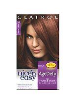 Nice'n Easy AgeDefy Permanent Hair Colour Shade 5R Medium Auburn