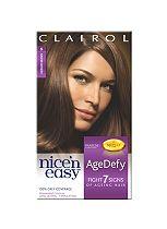 Nice'n Easy AgeDefy Permanent Hair Colour Shade 5 Medium Brown