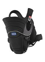 Chicco You and Me Physio Baby Carrier - Coal