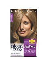 Nice'n Easy AgeDefy Permanent Hair Colour Shade 8 Medium Blonde