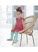 Mini Club Girls Bows & Arrows Lace Dress
