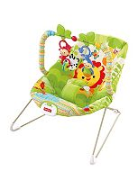 Fisher Price Rainforest Friends Basic Bouncer